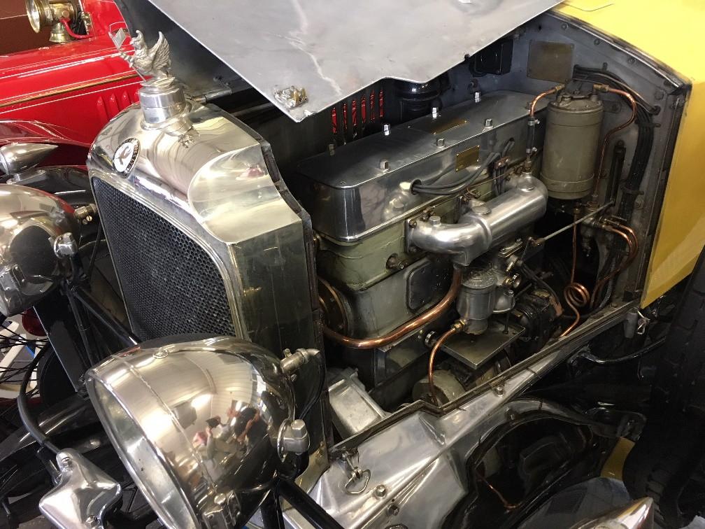 1926 OE Engine
