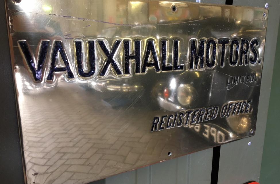 Vauxhall at Luton