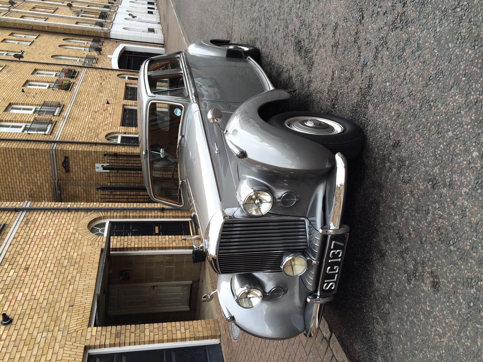 1953 R Type