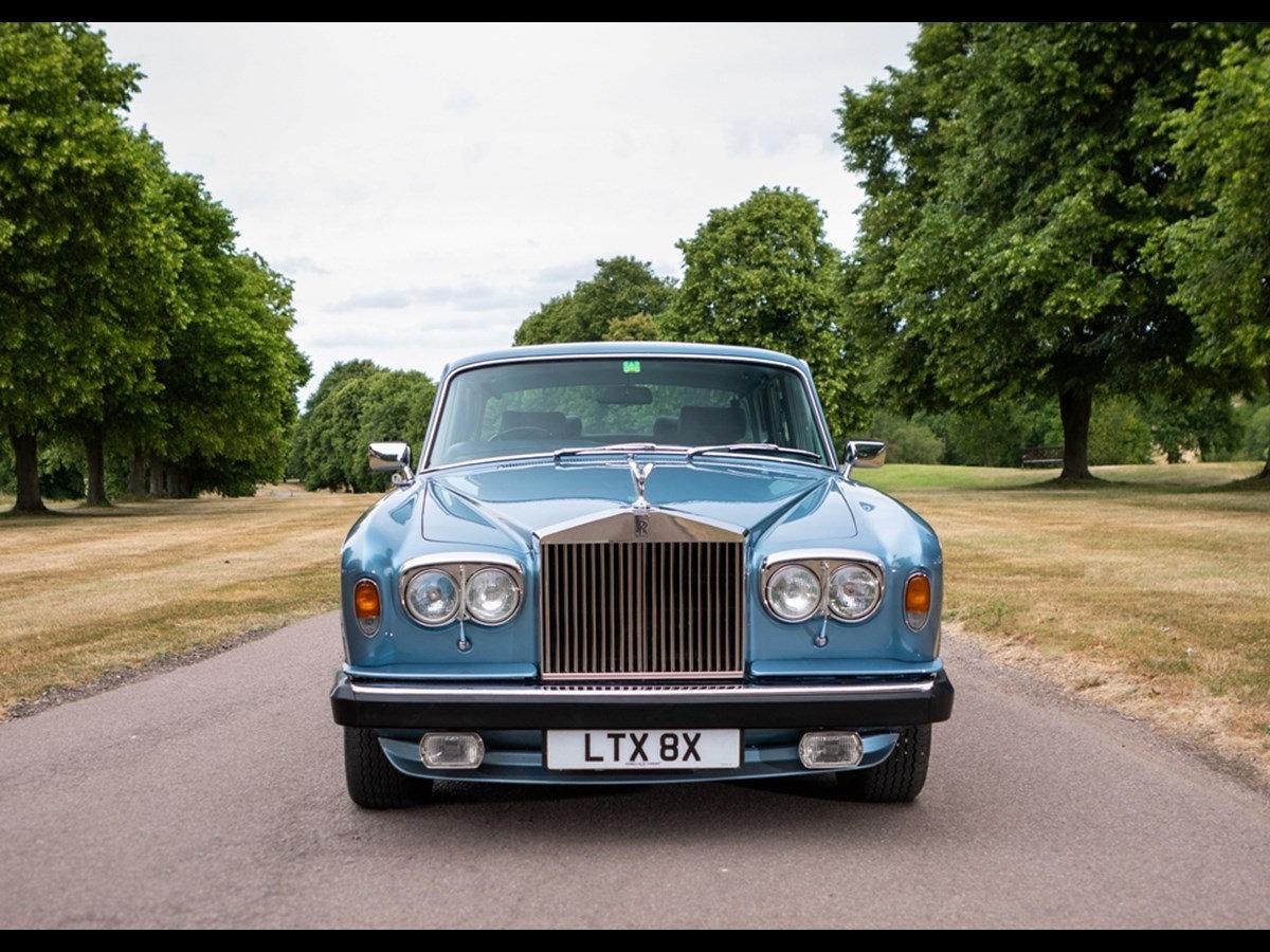 Rolls-Royce Silver Shadow II 1981
