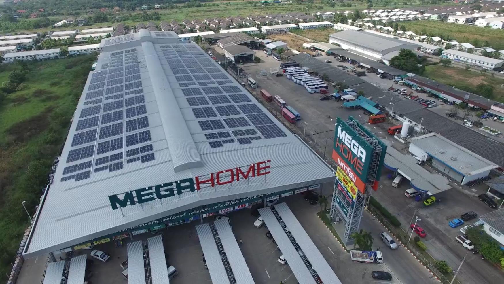 Megahome (998 kWp)