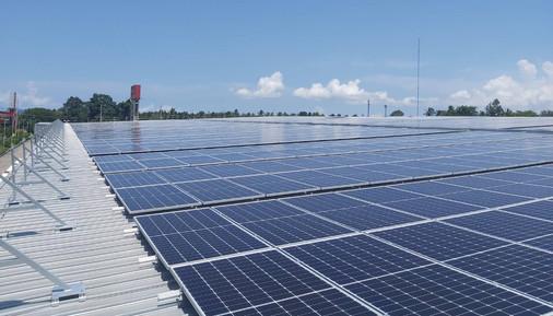 MAKRO Ranong (540.27 kWp)