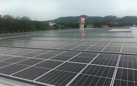 MAKRO Phuket (540.27 kWp)