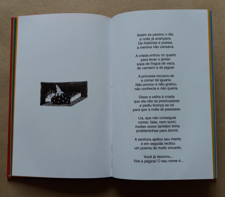 Livro Lia e o feitiço da palavra