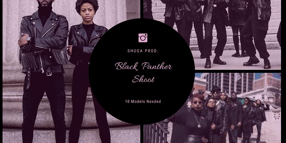 Black Panther Shoot