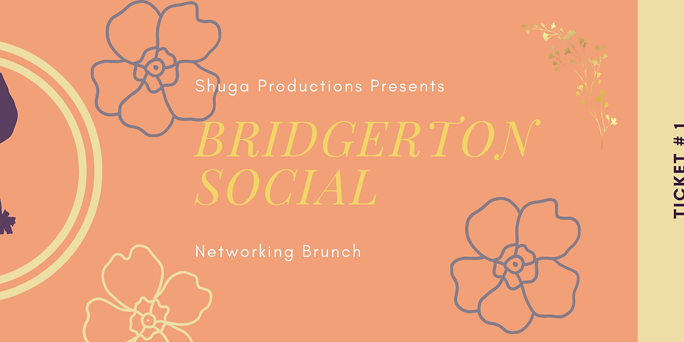 Bridgerton Social: Networking Brunch