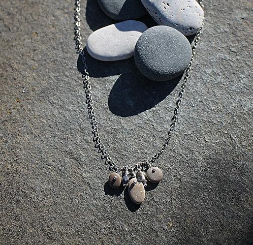 Tiny Stone Choker