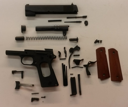 1911 Service Pack - Series 80