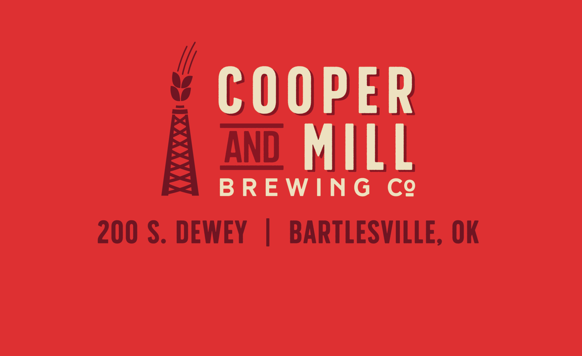 Cooper And Mill Brewing