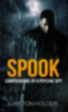 Spook book cover