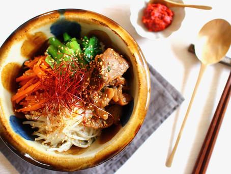 発酵ビビンバ丼(レシピ)