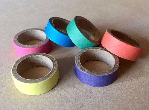 10 x Mini Cardboard Rings