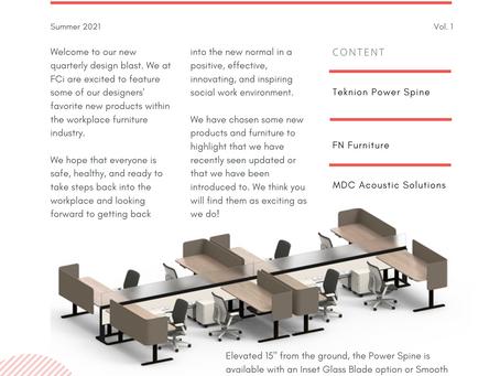 Design Scoop, Vol. 1 - Summer 2021