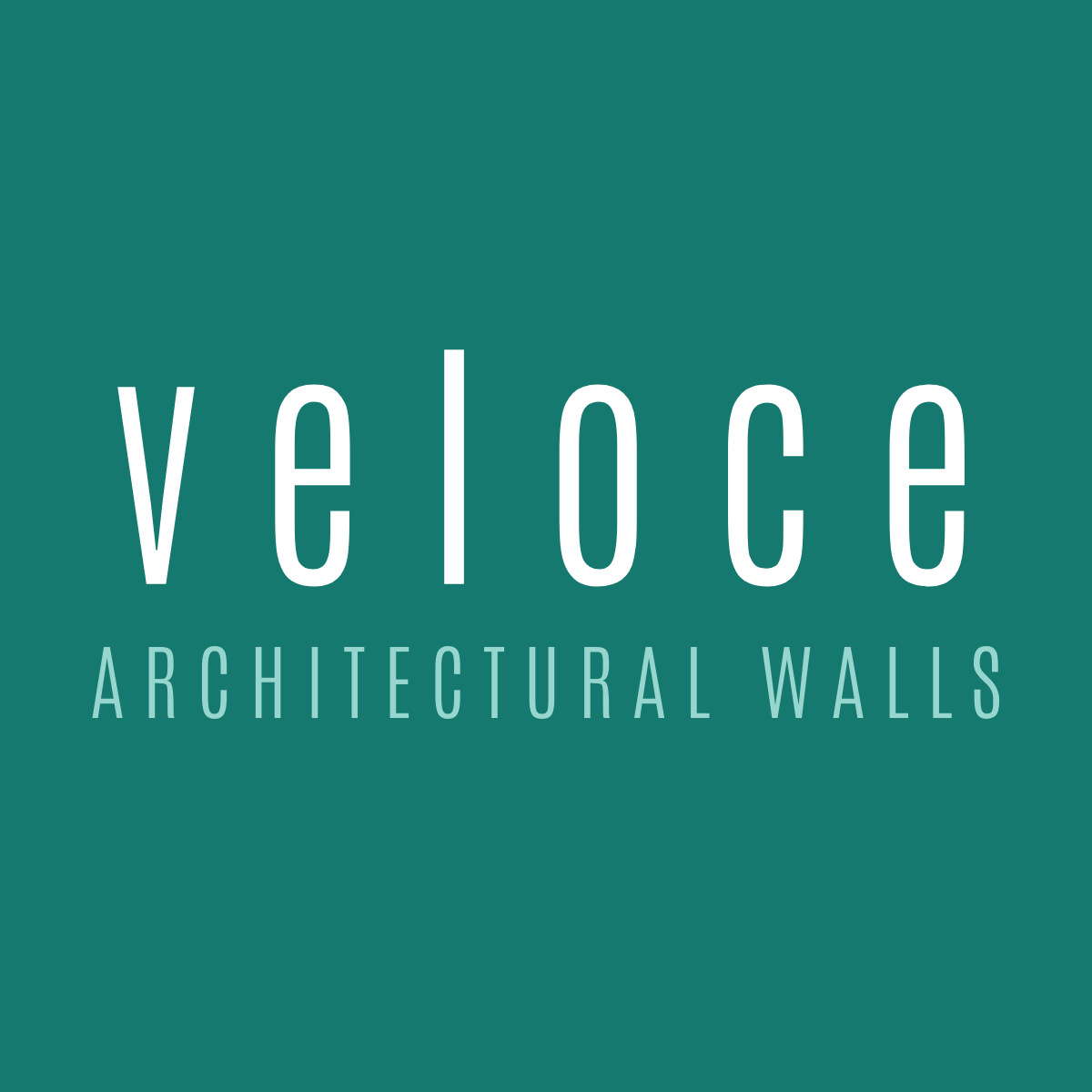 Veloce Architectural Walls