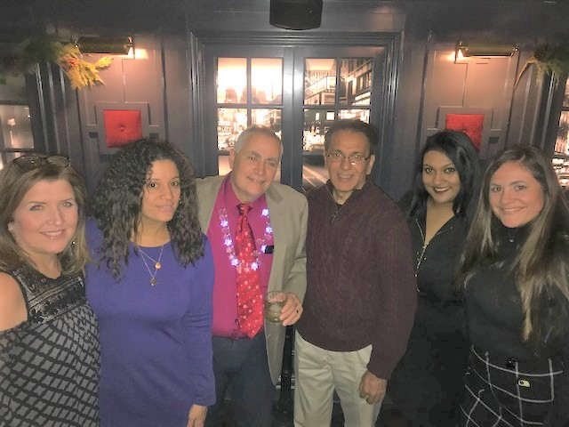 FCI NY and NJ Offices Holiday Party