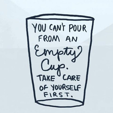 Fill Your Cup First, Be SelfFULL Not Selfish