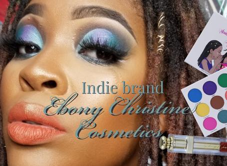 Melanin Beauty New Indie Brand Ebony Christine