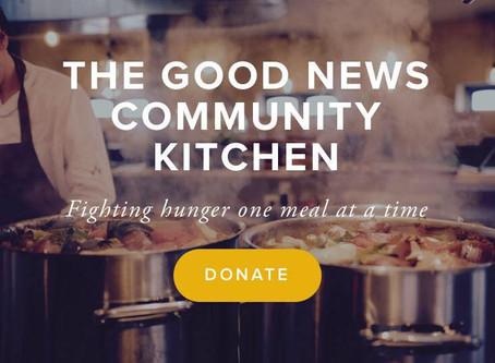 DONATE!!!: THE GOOD NEWS COMMUNITY KITCHEN