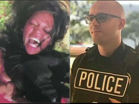 Cop Arrested For Causing Black Woman to have Miscarriage