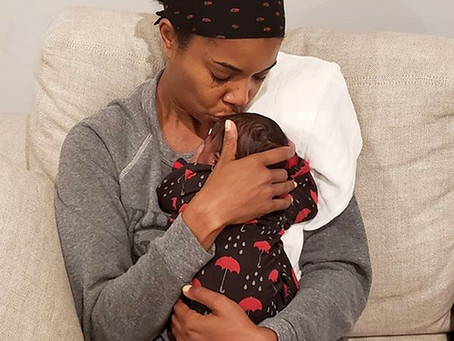 Gabrielle Union New Baby & Her Vulnerability Of Infertility