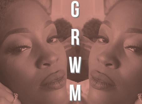 GRWM Why I'm Basic Like My Skin Care.