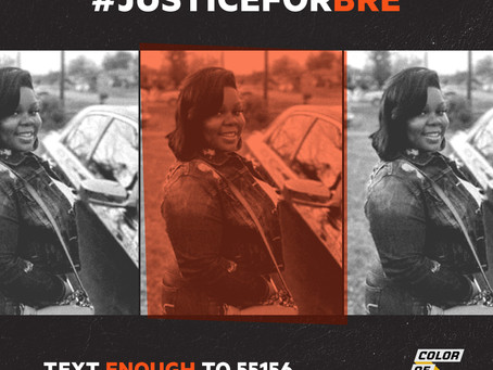 JUSTICE FOR BREONNA TAYLOR: SIGN THE PETITION