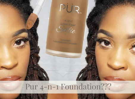 """PUR """"Love Your Selfie"""" Foundation Hate it or Love it?"""