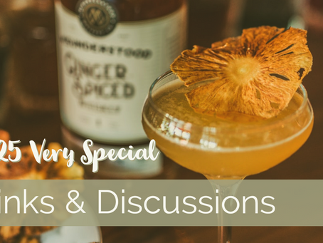 Drinks & Discussions: VERY SPECIAL VSOP