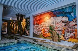 CIELLO Studio Wall Feature