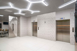 Lift Lobby - Orion City - Colombo