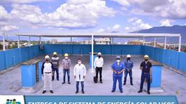 Hospital de Fusagasugá implementa energías limpias y renovables