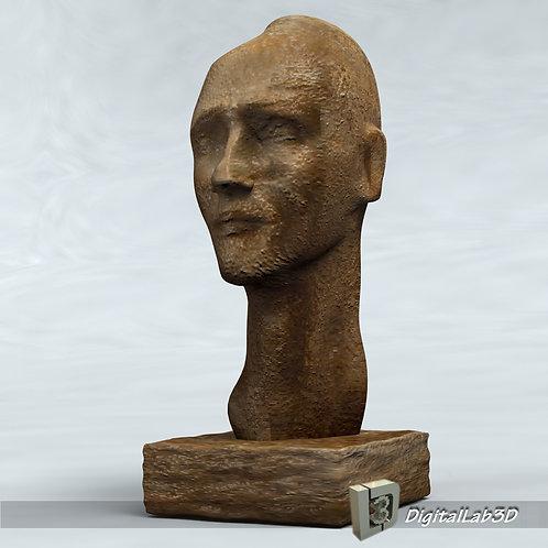 Head Figurine
