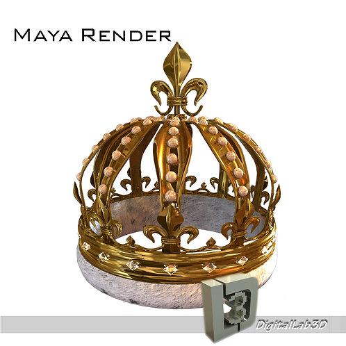 Pearl Crown
