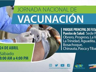 Segunda Jornada Nacional de Vacunación