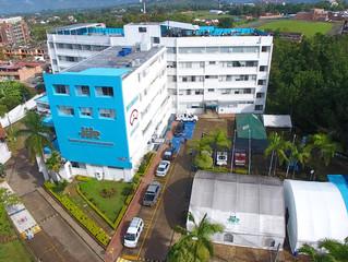 Hospital de Fusagasugá hace un llamado de concientización ante el incremento de ocupación UCI