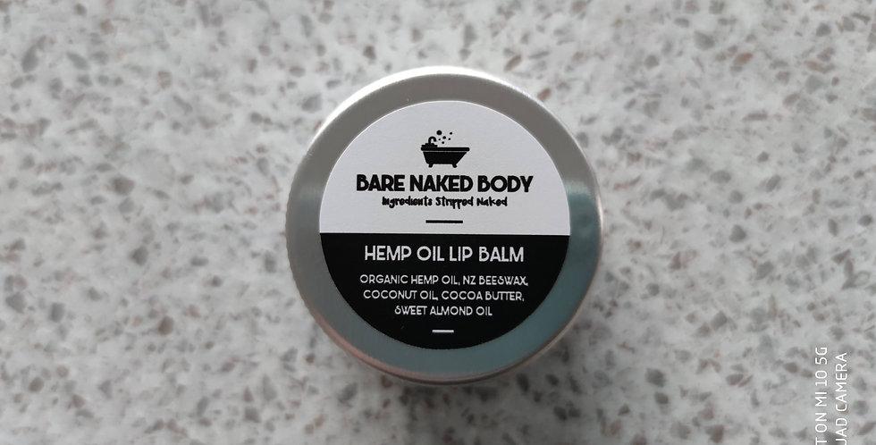 HEMP OIL LIP BALM - TIN