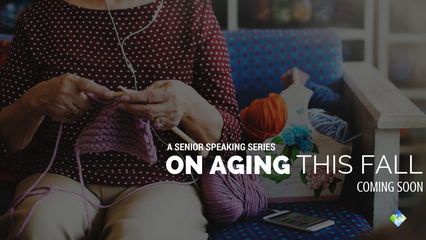 Speaking Series on the Difficulties of Aging Comes to Cobb County