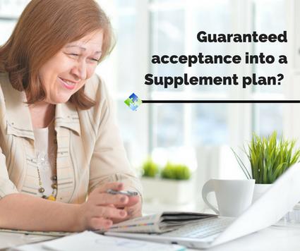Guaranteed Acceptance into Medicare Supplement Programs