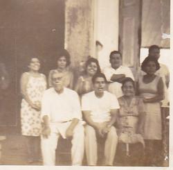 Family from Manglaralto