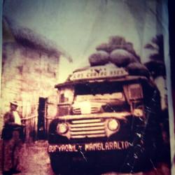 Bus from Manglaralto's past