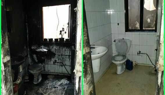 Damage Fire Restoration