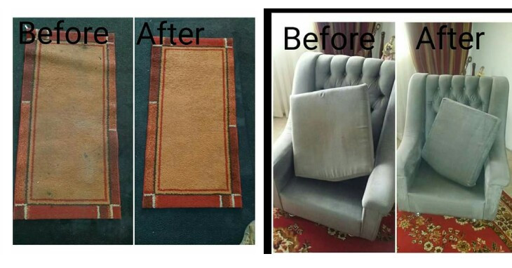 Carpet and Sofa Cleaning
