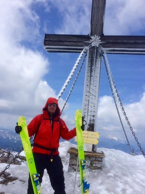 Skitour Veitsch