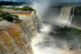 Iquacu Falls, Brazil