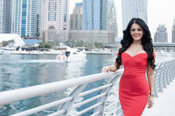 Bilingual Female MC Presenter Dubai
