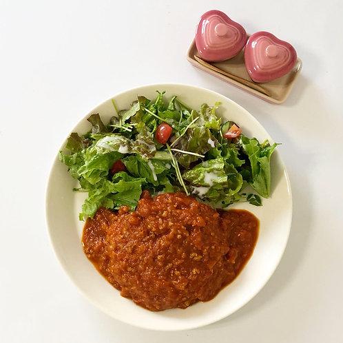 塩屋醸造味噌トマトカレー(中辛)