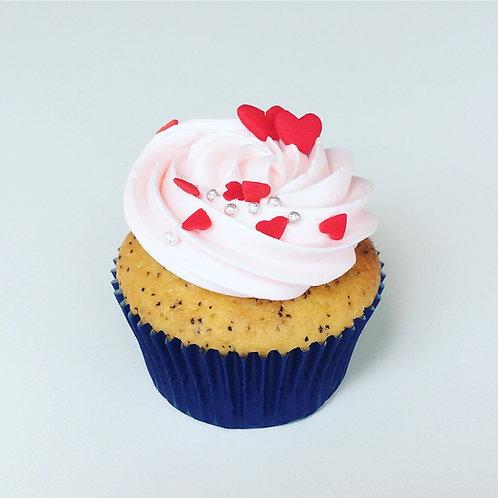 カップケーキ・アールグレイ
