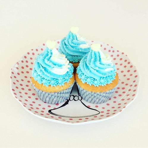 ウインターカップケーキ・プレーン