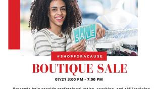 Mid-Summer Boutique Sale