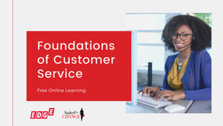 Learning the Foundations of Customer Service